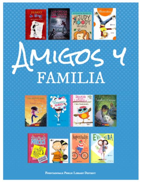 Spanish friends family